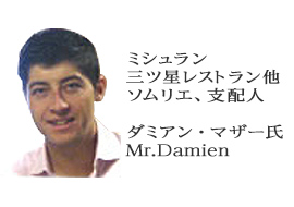 Mr.Damien Mazars